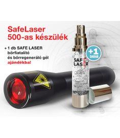 Safe Laser 500 Infra + ajándék Safe Laser gél 50 ml