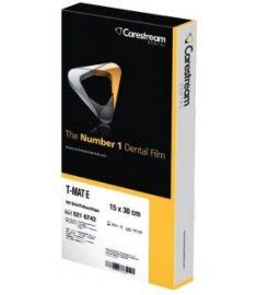 Carestream T-Mat E röntgenfilm 15x30cm 100db
