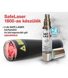 Safe Laser 1800 Infra + ajándék 2 db Safe Laser gél 50 ml