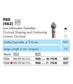 980-027 Gyémántfúró / db