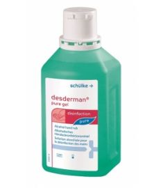 Desderman pure gél 1 liter