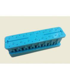Endo Bloc műanyag, kék