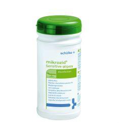 Mikrozid Sensitive kendő 200 db, dobozban