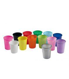 Műanyag pohár 100db