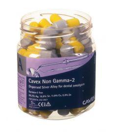 Non gamma-2 kapszulás amalgám II-es 69% Ag
