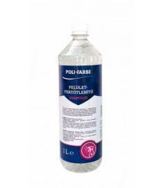 Poli-Farbe felületfertőtlenítő utántöltő 1l