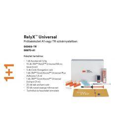 RelyX Universal próbakészlet akciós ajánlat!