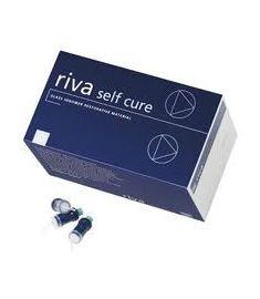 Riva SC Regular kit 15g por, 6.9ml folyadék
